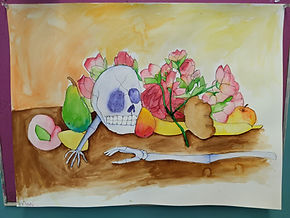 Ymani Rivera Vanitas Still Life.jpg
