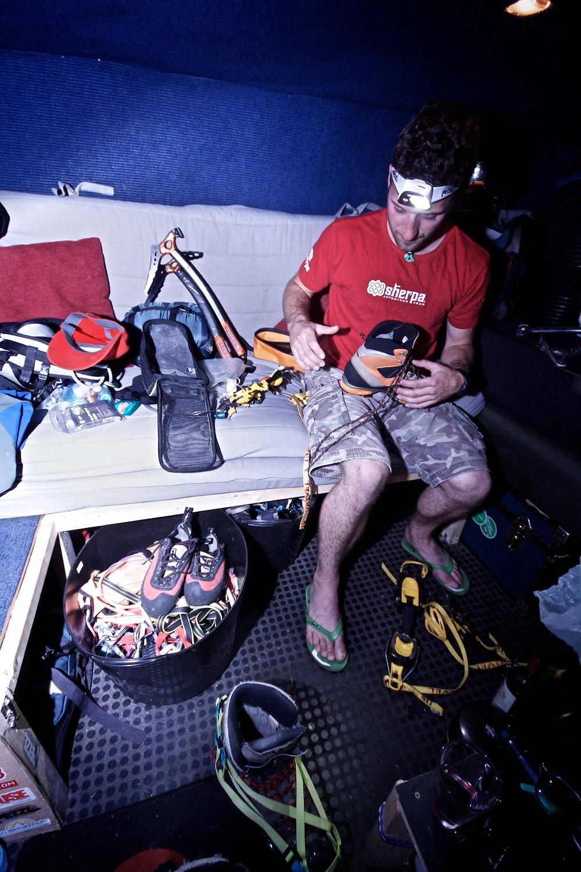 climbers van