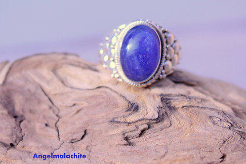 Bague femme, Bague Tanzanite, spirituelle, pierre de transformation