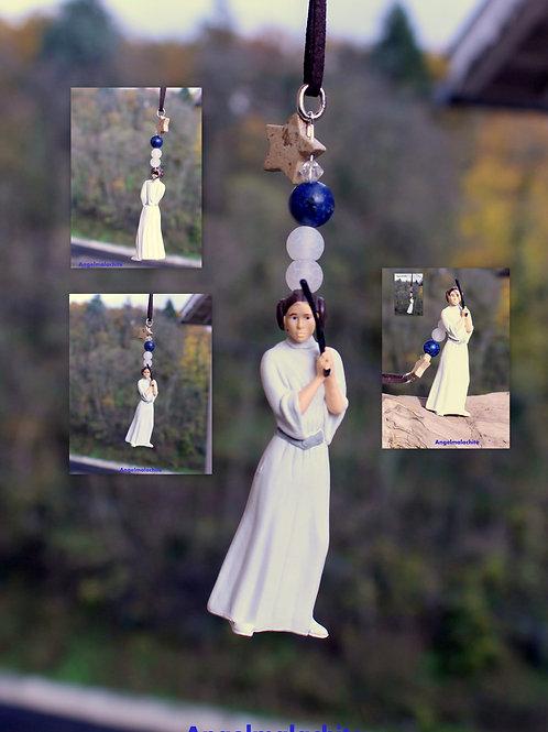 Bijoux rétroviseur, STAR WARS, Princesse Leia, décoration, bijoux voiture,