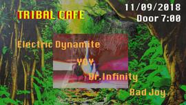 Tribal Cafe