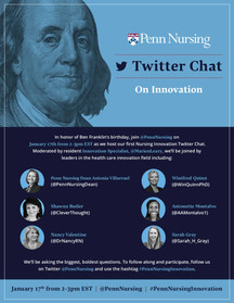 Penn Nursing Twitter Chat