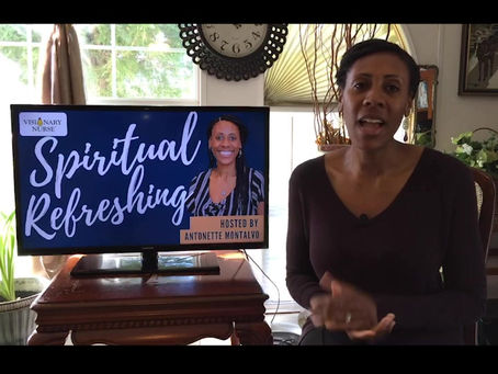Visionary Nurse Spiritual Refreshing: Day 1 — April 1, 2020