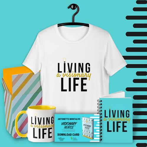 Visionary Nurse™ Gift Sets -- Living a Visionary Life