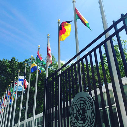 Visit to the United Nations Headquarters - SONSIEL