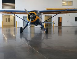 Airplane hanger polished concrete.jpg