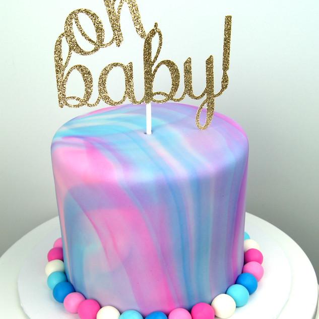 Gender Reveal Cake.JPG