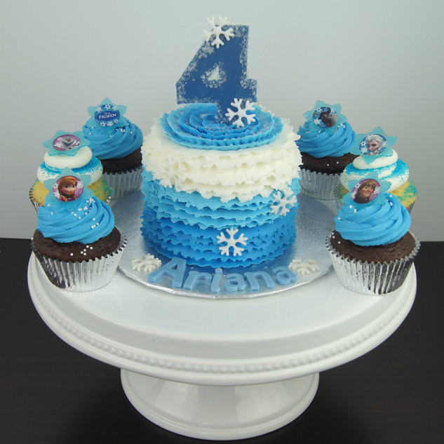 Frozen Smash Cake.JPG
