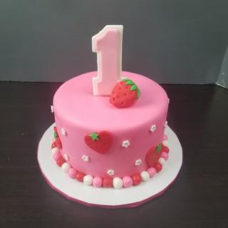 Strawberry Shortcake Smash Cake.jpg