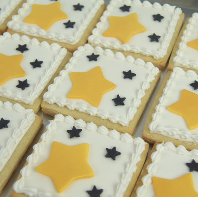 A Star is Born Sugar Cookies.JPG