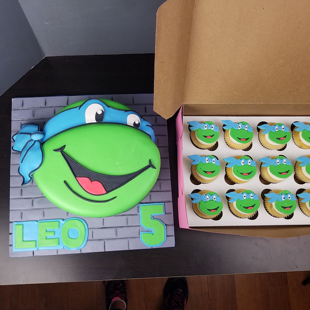 TMNT Cake and Cupcakes.jpg