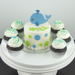 Whale Smash Cake.JPG