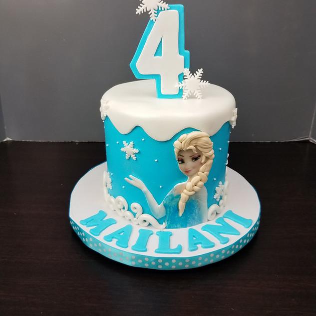 """Frozen """"Elsa"""" Cake.jpg"""