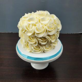 White Rosette Smash Cake.jpg
