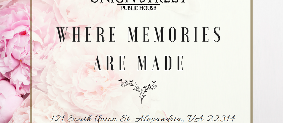 Historic Venues: Union Street Public House