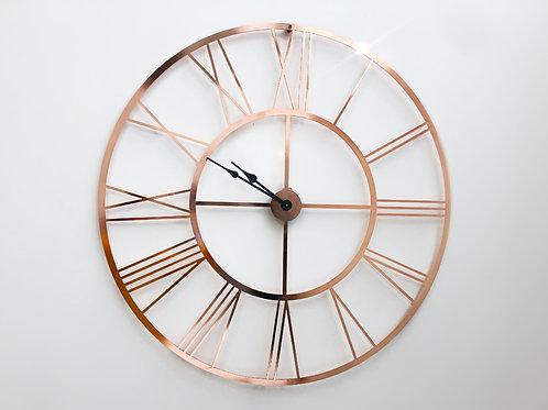 JN Copper Clock