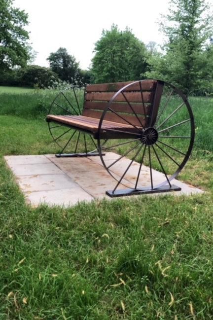 JN Bicycle Bench