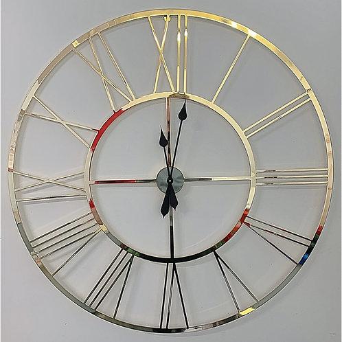JN Brass Clock