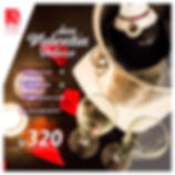 San Valentín de Luxe (S/ 320) - Suite Deluxe + Cena romántica + Desayuno buffet