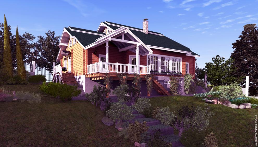 english-log-house1