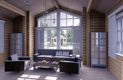loghouse-interior1