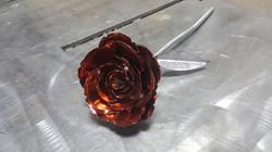metal_rose_painted
