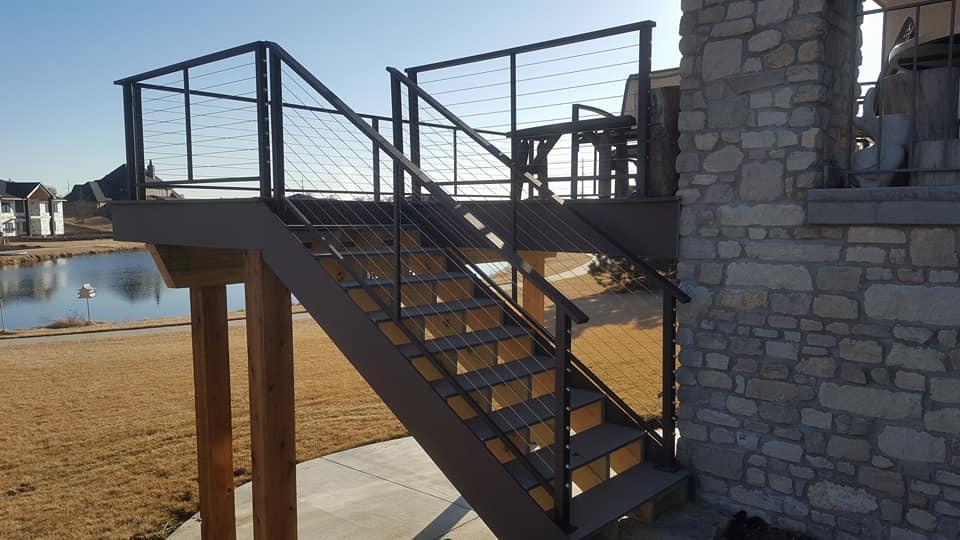 home_exterior_metal_stair_railing
