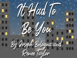 It Had to Be You - New Dates Added!