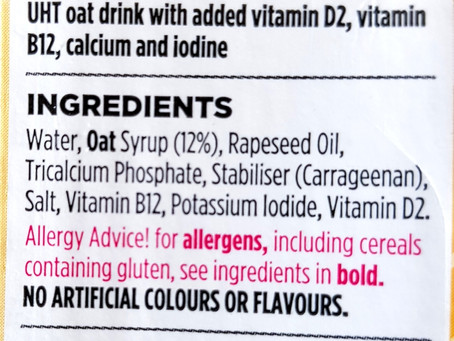 But, Is It Vegan?  Checking Ingredient Lists