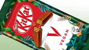 Vegan Sweets - Vegan Kit Kat