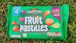 Vegan Sweets - Fruit Pastilles