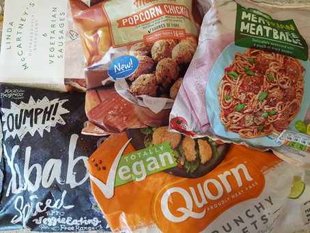 Vegan Meat Replacements