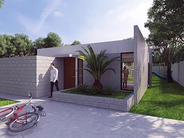 Casa Rosa Cristina