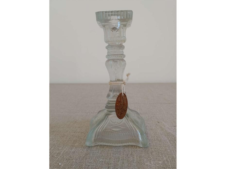 Kerzenständer Glas