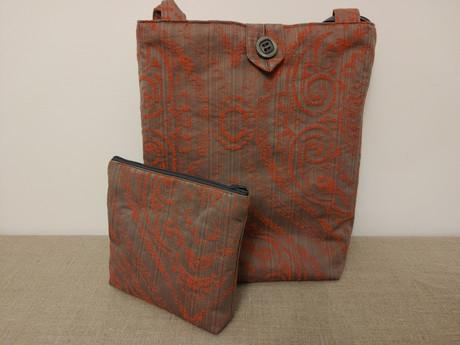 Stofftasche mit Beutel 3