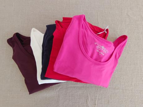 Shirts verschiedene Farben