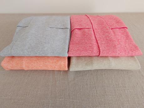 Jacke verschiedene Farben