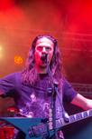 Nick K - Vocals & Guitars