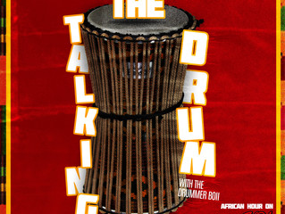 The Talking Drum (African Hour)