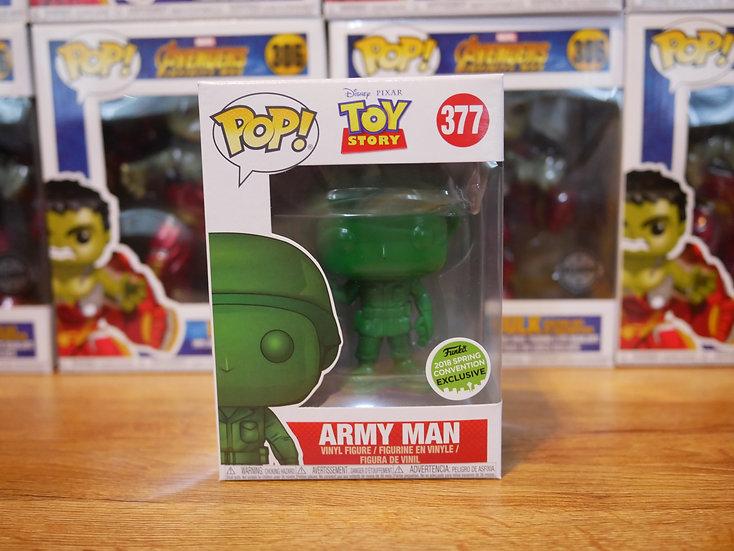 Funko POP Disney: Toy Story S1 - Army Man ECCC 2019
