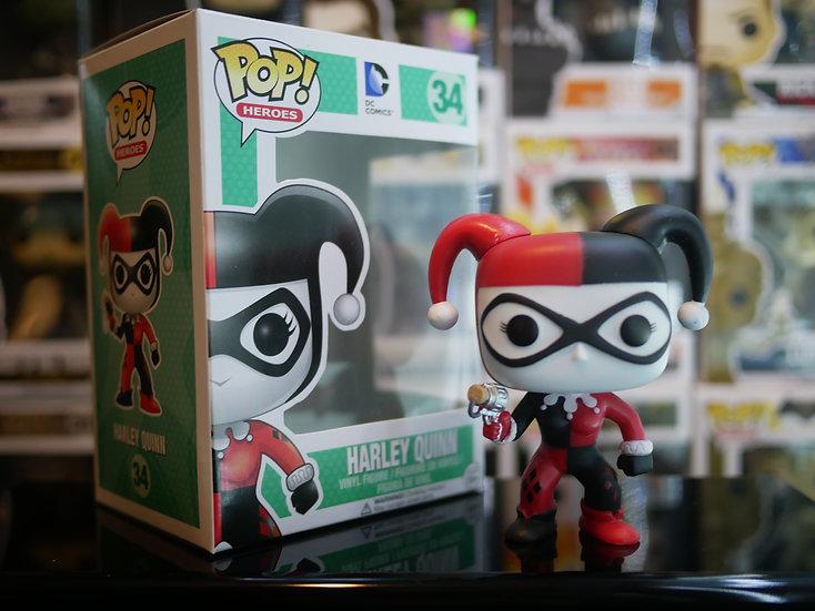 Funko Pop Heroes : Harley Quinn