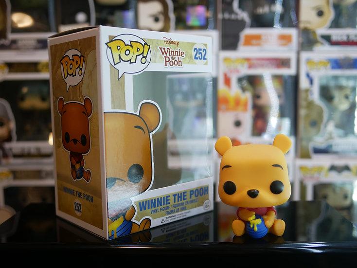 Funko Pop Disney :  Winnie The Pooh - Seated Pooh
