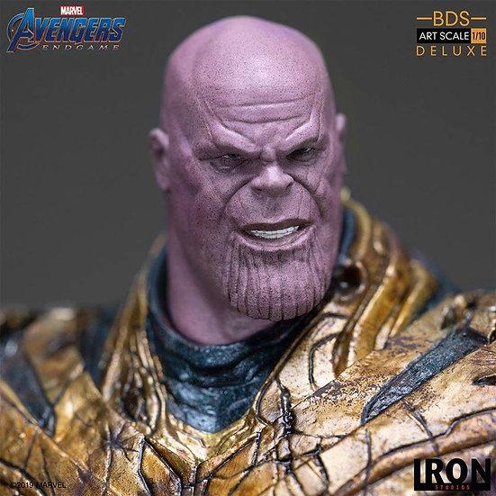 IRON STUDIOS 1/10 : Avengers: EndgameThanos Black Order Deluxe