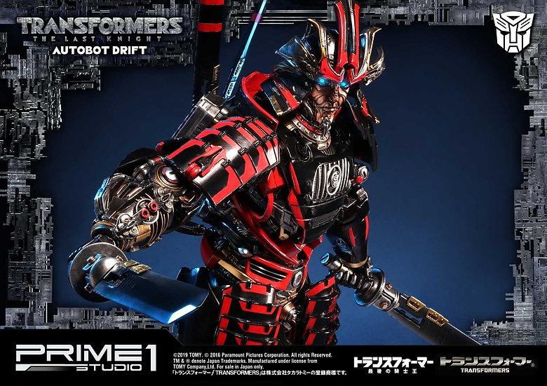 PRIME1STUDIO : Transformers: The Last Knight Autobot Drift