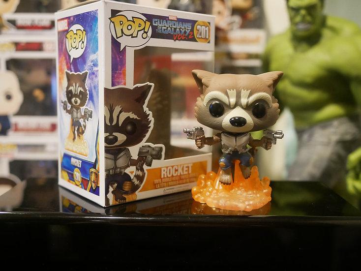 Funko Pop Movies : Guardians of the Galaxy 2 - Rocket