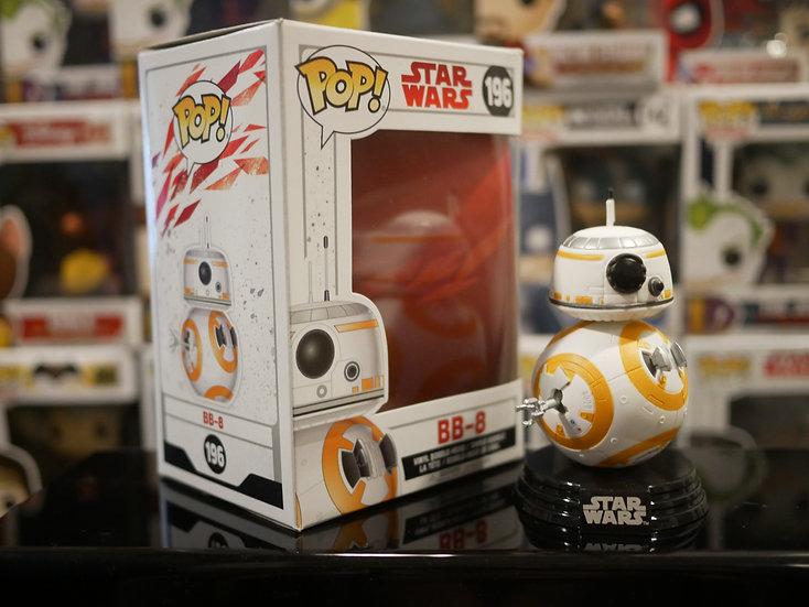 Funko Pop Star Wars : The Last Jedi - BB8