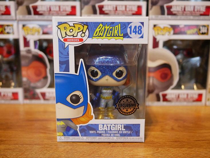 Funko POP Heroes: DC Heroes - Heroic Batgirl (DGLT) iE