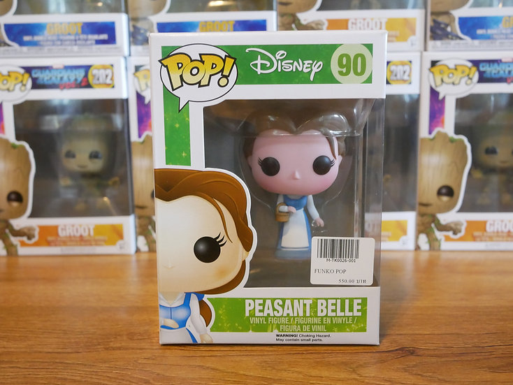Funko Pop Disney: Beauty and the Beast - Peasant Belle