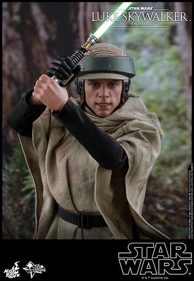 Hot Toys : STAR WARS: RETURN OF THE JEDI LUKE SKYWALKER (ENDOR)