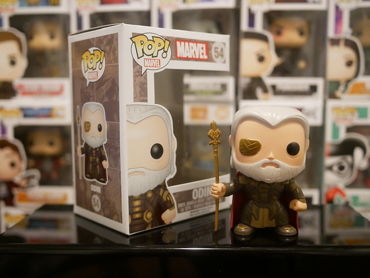 Funko Pop Marvel : Odin